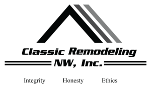 Classic Remodeling NW Logo