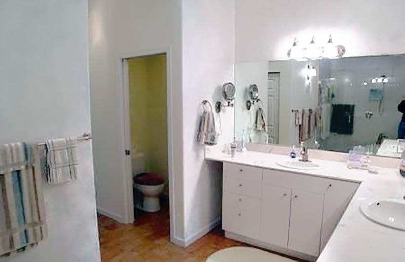 Hermson Bathroom Remodel