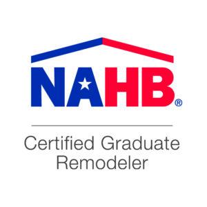 NAHB Certified Graduate Remodeler